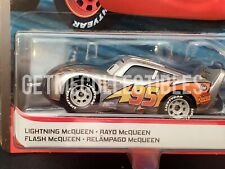 DISNEY PIXAR CARS SILVER COLLECTION LIGHTNING MCQUEEN 2020 SAVE 6% GMC