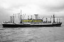 mc0482 - Elder Dempster Cargo Ship - Oti , built 1954 - photo 6x4