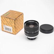 Computar 25mm F1.3 C - Mount TV Lens // RRP UVP 90$