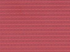 Vollmer 46026 H0 Placa de techo ladrillo 21 , 8x11, 9cm 1 QM =