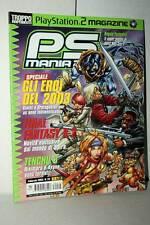 RIVISTA PS MANIA 2.0 NUMERO 22 FEBBRAIO 2003 USATA EDIZIONE ITALIANA VBC 48445