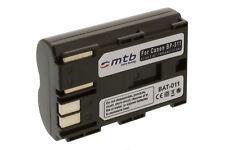 Batería BP-511 para Canon MV630i, MV650i, MV700, MV700i, MV730i, MV750i, MVX1i