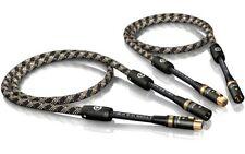 0,50m Viablue NF-S1 Silver Quattro Mono XLR Cable 0,5m (1Paar)