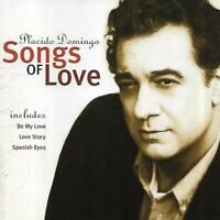 Placido Domingo - Songs Of Love (2000 CD Album)