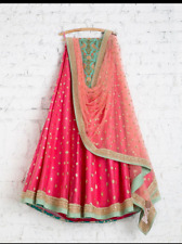 Wedding wear Lehenga choli Designer Indian Bollywood lengha skirt set readymade