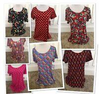 Lularoe Women's Classic T Shirt Size XS, S, M, XL- ALL NWT!