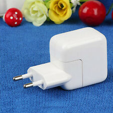 10W USB 1Port AC Wall Power Supply Charger Adapter For Apple iPad EU Plugs