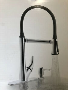 Kohler Arise R77764-SD-CP Kitchen Faucet Pull Down