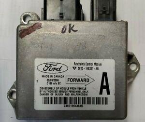 2004-2007 Ford Taurus or Sable air bag module  5F13-14B321-AB **Tested**