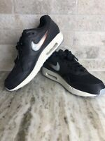 NIKE Women's Black Air Max 1 Jewel Swoosh Jelly Pack AT5248-001 Size 11.5
