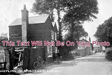 HA 39 - The Black Hut, Hayling Island, Hampshire c1907 - 6x4 Photo