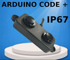 Sealed Waterproof ultrasonic/distance small blind sensor arduino Fully Genuine