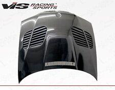 M3 01-06 E46 BMW 2 Door Coupe GTR VIS Racing Carbon Fiber Hood 01BME46M32DGTR