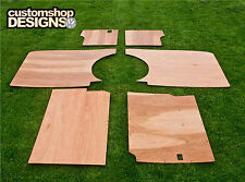 VW T4 Transporter LWB Camper/Day Van Interior Panels 3.6mm Ply Lining Trim Kit