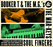 Booker T. And The M.G.'s and The Mar-Keys - Soul Fingers  New cd
