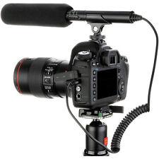 Pro a99 VM SC shotgun mic for Sony alpha a99 a77 a68 a65 a58 better audio sound