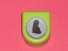 perforatrice (motif: 1 pied ) , taille de la découpe (22x14mm)