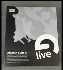 Ableton Suite 8 In Box - Sound Library