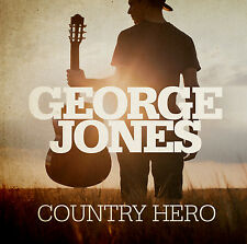 CD George Jones Country Hero 2CDs