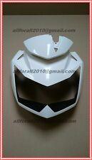 NUOVO Carenatura , Coperchio , Testa -  anteriore  per Kawasaki Z750 2007 - 2011