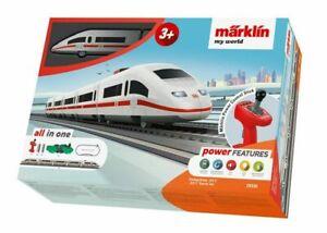 """Märklin 29330 Märklin my world - Startpackung """"ICE 3"""" Spur H0"""