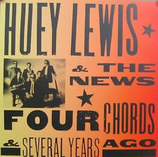 HUEY LEWIS, 4 CHORDS, SEVERAL YEARS AGO (SQ14)