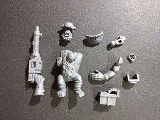 Warhammer 40k Ork Trukk Gunner / Big Shoota Bits