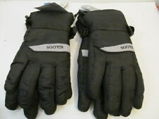 Igloos Waterproof Winter Sport Gloves with 3M Thinsulate Insulation, Black