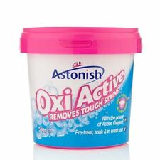 Astonish Oxi Active Removes Tough Stains 500g 16 washes