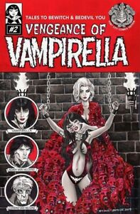 Vengeance of Vampirella #2 Steven Butler Variant Port City Comics