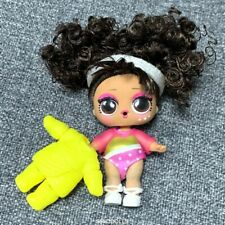 Real LOL Surprise Doll Splits Gymnast HairGoals Wave 2 Hair Goal Sealed Toy