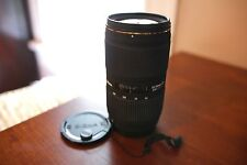 Sigma EX 50-150mm f/2.8 DC APO HSM Lens For Canon -USED GREAT CONDITION
