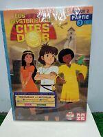 DVD les mystérieuses saison 2 partie 3 cites d'or NEUF SOUS BLISTER