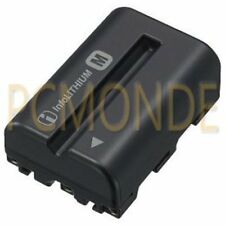 Sony NP-FM500H Li-Ion Rechargeable Battery Pack for Alpha Digital SLR Camera