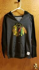 Women's NHL Chicago Blackhawks Hoodie Sweatshirt Size Small