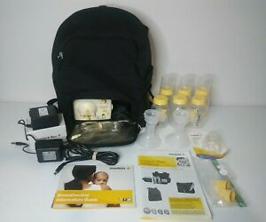 Medela Pump in Style Advanced  Breast Pump Backpack W/ Accessories