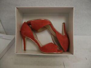 Calvin Klein Open Toe High Heel Shoes MINT