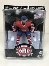 NHL McFarlane Saku Koivu Action Figure (In box) Montreal Canadiens