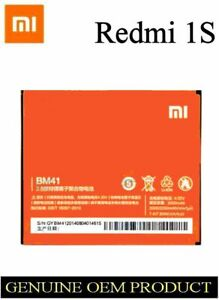 Xiaomi Redmi 1S BM41 Original Battery 2050mAh