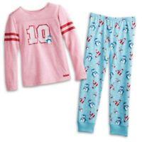 American Girl Doll FOR GIRLS Size XS 6 Holiday Penguin PJ's Pajama Set Pajamas