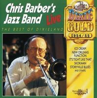 Chris Barber's Jazz Band Live in 1954/55 [CD]