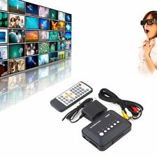 1080P HD USB HDMI Multi TV Media Videos Player Box TV videos MMC RMVB MP3#DB