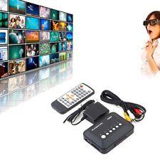 1080P HD USB HDMI Multi TV Media Videos Player Box TV videos MMC RMVB MP3#LY