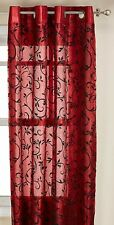 """Kashi Home Adele Collection Window Treatment/Curtain/Panel 54""""x 84"""""""