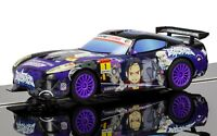 Scalextric C3837 Team GT Lightning - Team GT Sunset Anime Slot Car 1:32