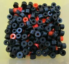 Meccano - 250 Various standard Plastic Spacers - Useful in Model Making!