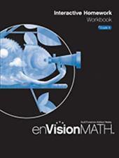 Math 2009 Homework Workbook Grade 4 Interactive Homework Grade 4