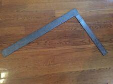Vintage Sears Steel 16in x 24in Carpenter's Framing Square 39542