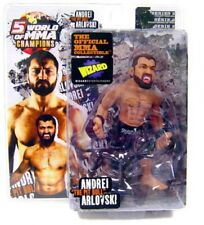 UFC World of MMA Champions Series 3 Andrei Arlovski Action Figure [With Maximus]