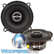 "ALPINE S-S50 5.25"" CAR AUDIO STEREO 170W 2WAY SILK TWEETERS COAXIAL SPEAKERS NEW"